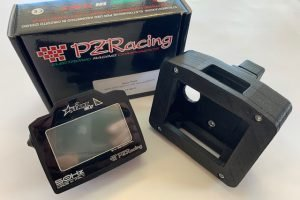 porta crono per PZ Racing pit bike