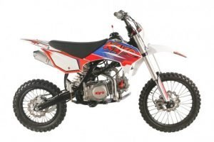 pit bike cross Kayo TT125 125cc